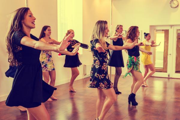 Workshop Salsa in Leiden